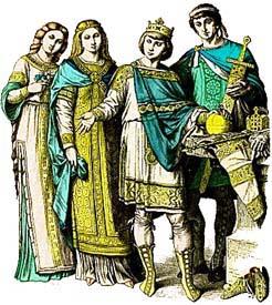 Pépin le Bref est le premier roi carolingien