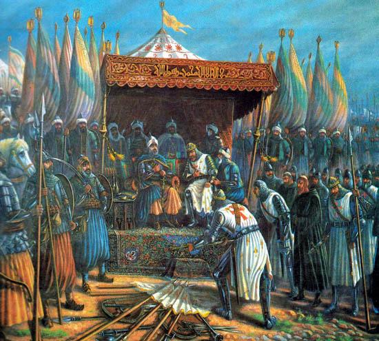 Saladin Victoire%20de%20saladin