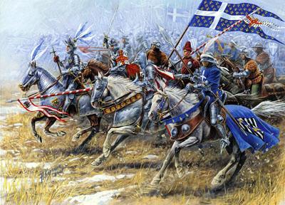 La bataille de Saint-Omer  Cavalerie_french
