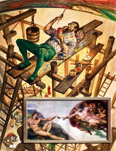 La Renaissance Italienne La Rome Des Papes